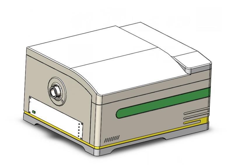 仪器外观外壳设计